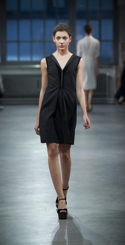 Mode Suisse Zürich 2012 Fashion Show Photographer © Alexander Palacios