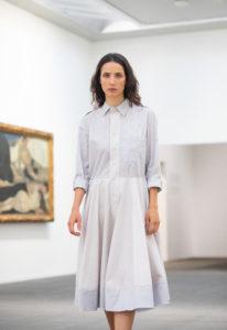Chemise dress swiss cotton