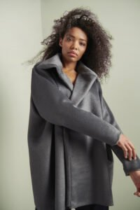 Mantel Seide
